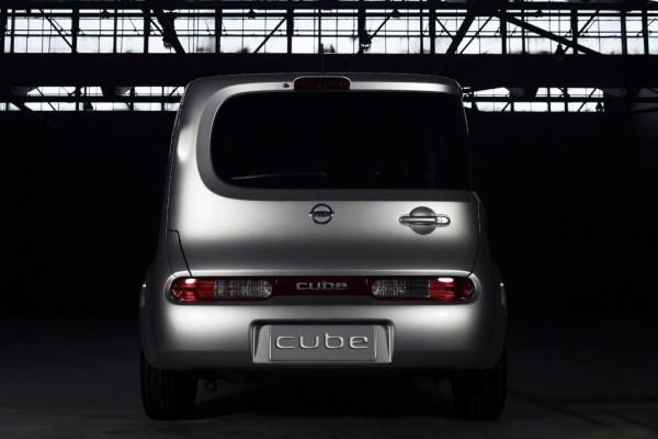 Mit Spannung erwartet: Der neue Nissan Cube