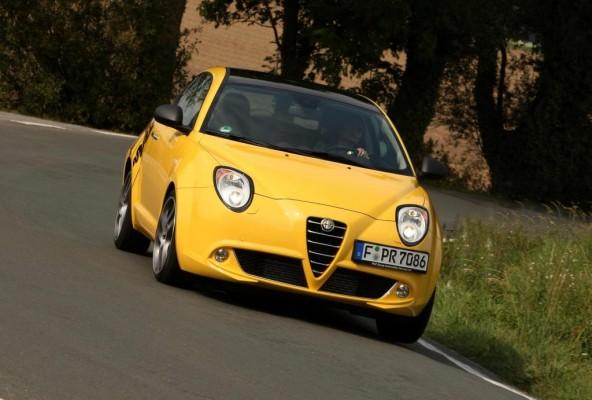 Neuer Einstiegs-Dieselmotor für Alfa Romeo MiTo