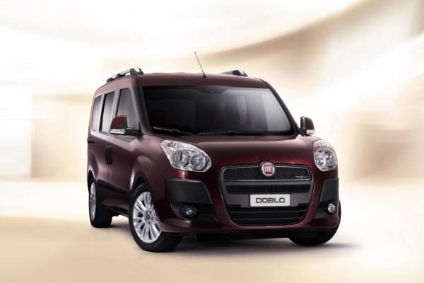 Neuer Fiat Doblo kommt im Februar