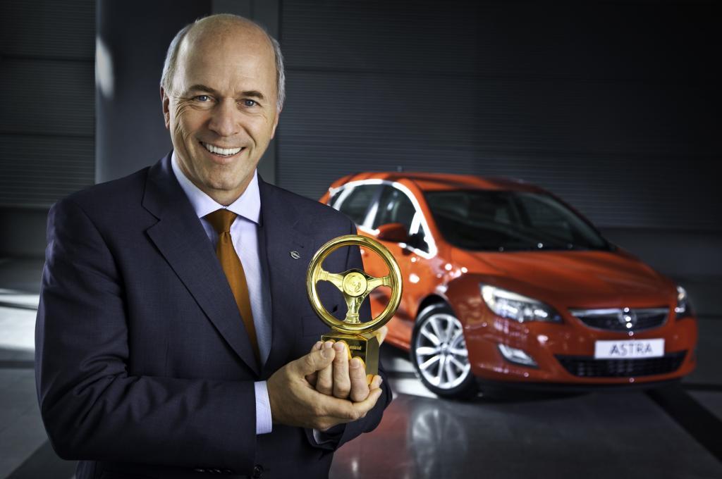 Neuer Opel Astra gewinnt
