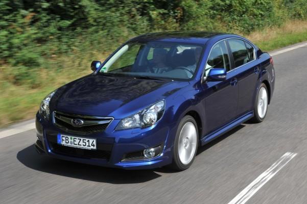 Neuer Subaru Legacy ist