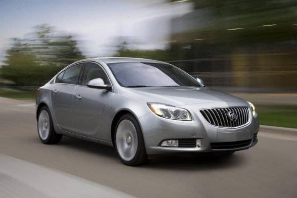 Opel Insignia startet in den USA als Buick Regal