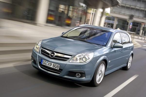 Opel bittet Signum und Vectra in die Werkstatt