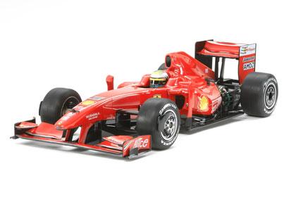 Pünktlich zu Weihnachten: RC-Modell des 2009er-F1-Ferrari