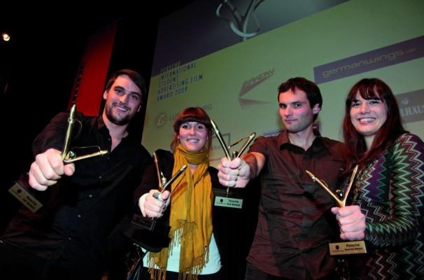 Porsche Award 2009 geht nach Deutschland, Tschechien und England