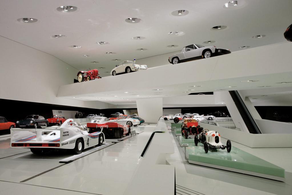 Porsche Museum: Ein Muss für Auto-Enthusiasten - Bild 3