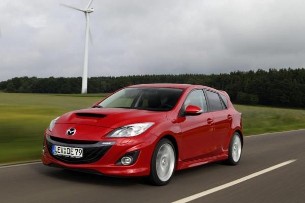 Preis pro Pferdchen: Mazda3 MPS am günstigsten