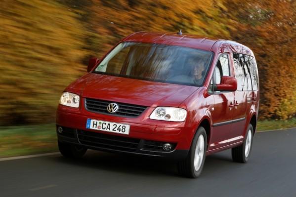 Pressepräsentation Volkswagen Caddy Maxi Life ''4Motion'': Sammlung komplett