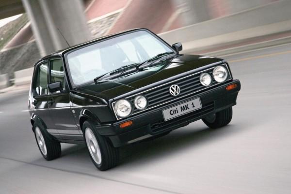 Produktionsende für die erste Generation des VW Golf