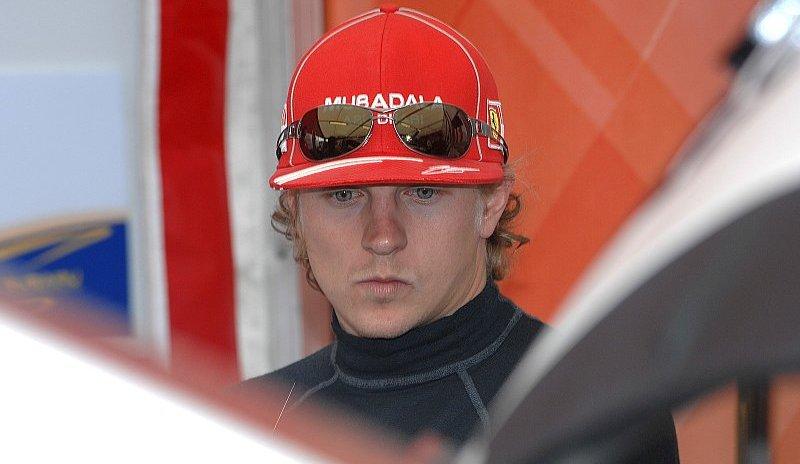 Räikkönen vor Rallye-Einstieg mit Citroen: Zwischen Platz 3 und 5