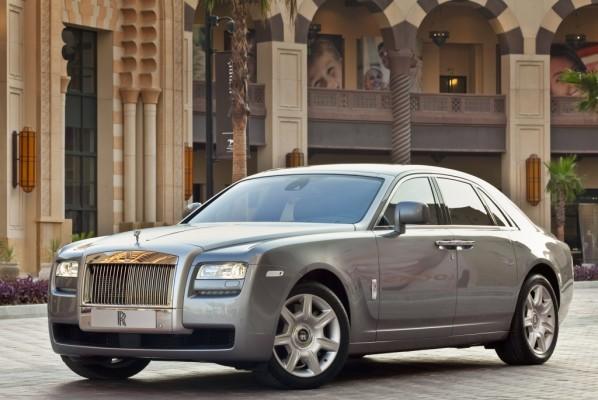 ROLLS-ROYCE – die ''Perle'' von Qatar