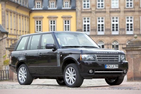 Range Rover: 100 PS mehr und trotzdem sparsamer