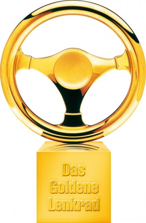 Renault Scénic erhält Goldenes Lenkrad 2009