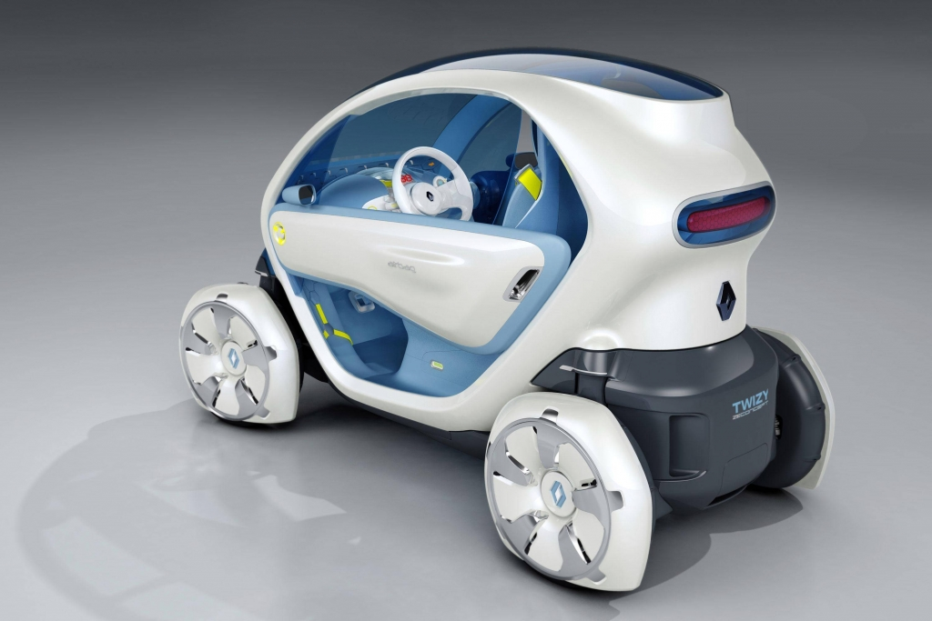 Renault baut ab 2011 Elektro-Kleinwagen