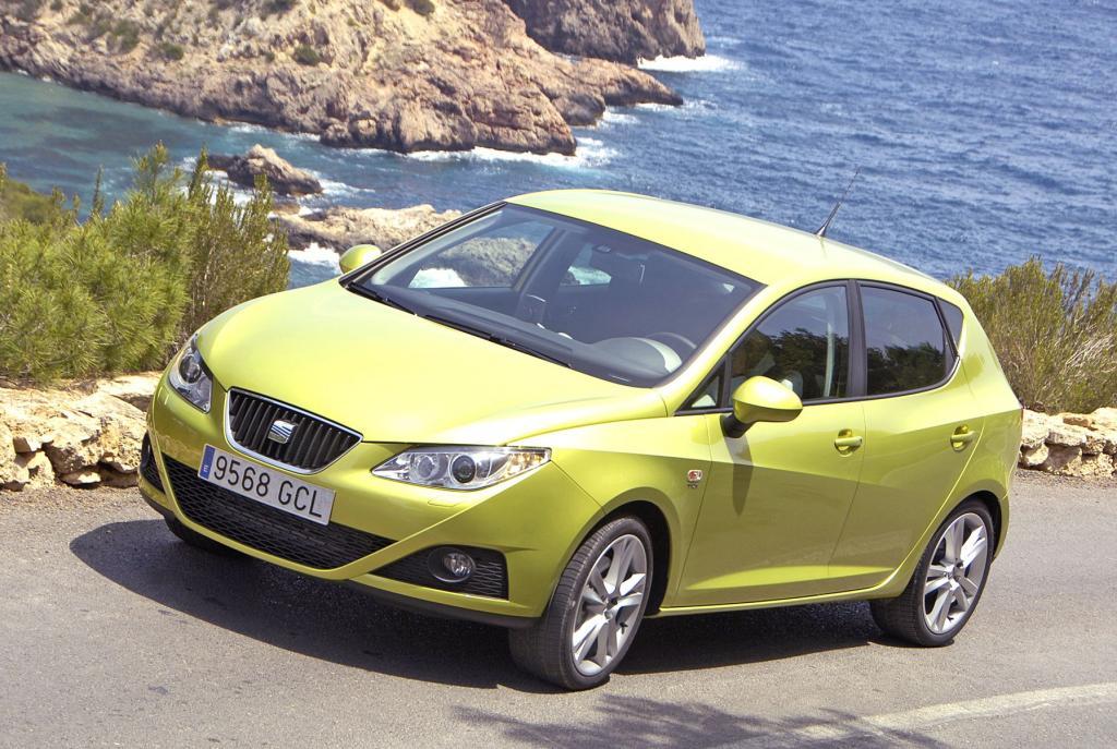 Seat Ibiza 1.6 TDI und 105 PS