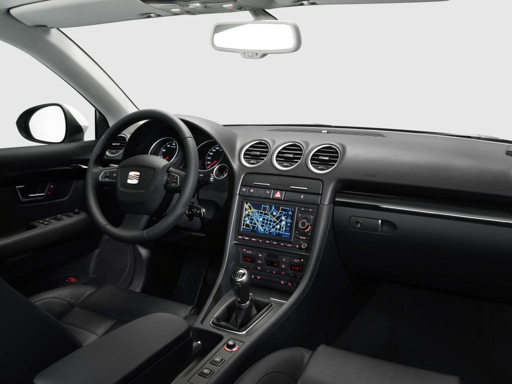 Seat: Zwei neue Motoren für den Exeo