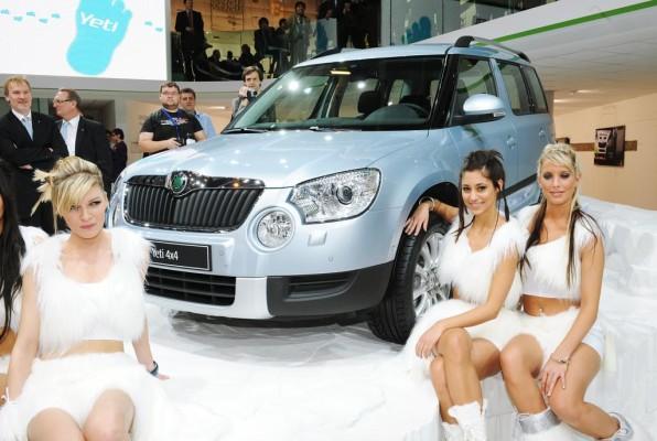 Skoda: Drei Modelle gewinnen ''Auto Trophy''