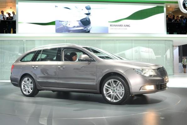 Skoda verkauft in China über 100.000 Fahrzeuge