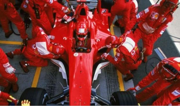 Sprit-Design: Von der Formel 1 auf die Straße
