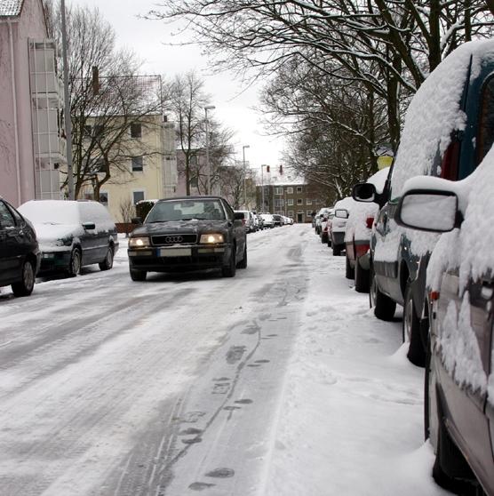 Stiftung Warentest: Tipps für Winterreifen-Auswahl
