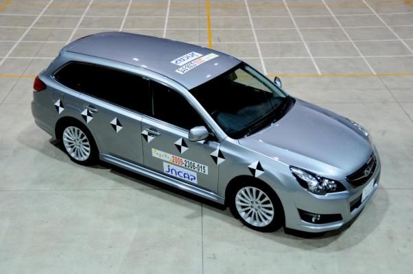 Subaru Legacy gewinnt JNCAP