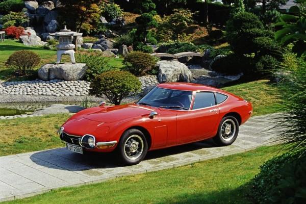 Toyota 2000 GT - Exklusiver Nippon-Ferrari
