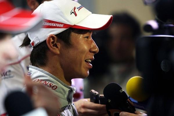 Toyota schweigt zur Zukunft: Unterstützung für Kobayashi