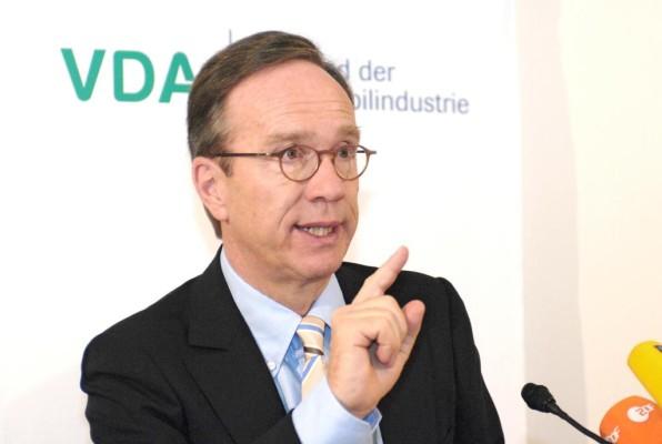 VDA-Präsident Wissmann: ''Automobilzulieferer sind das Rückgrat der Automobilindustrie''