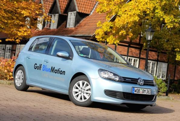 VW Golf und Touran gewinnen 2009 erneut Auto Trophy