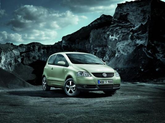 VW Sondermodell Fox ''Style''