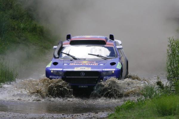 Volkswagen startet mit fünf Race Touareg bei der Dakar 2010