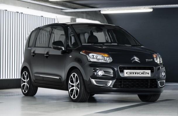Wolfgang Joop bemalt Citroën C3 Picasso