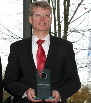 ZF ausgezeichnet als ''Supplier of the Year 2009''