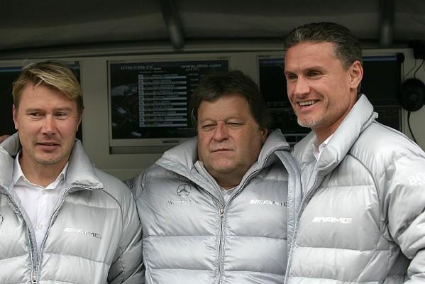 Zieht es Coulthard in die DTM?: Langeweile im Rentner-Leben