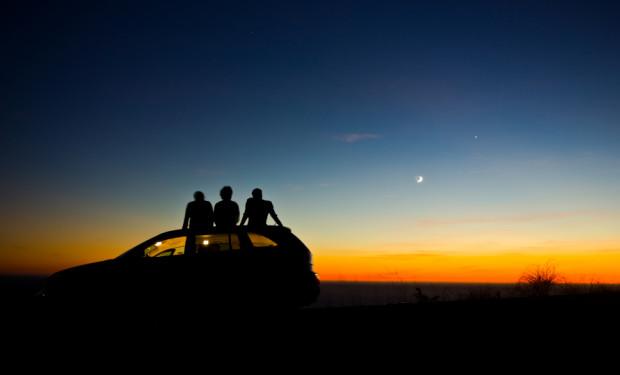 Zufriedenheitsstatistik: Autoversicherung beim Händler