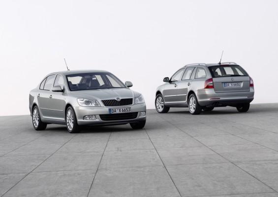 50 Jahre Škoda Octavia: Erweiterte Serienausstattung und Sondermodell