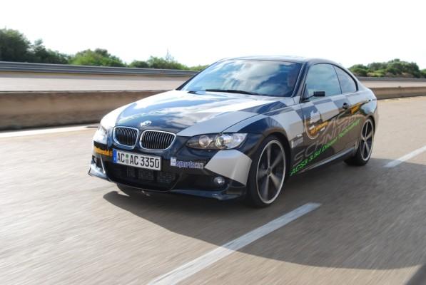 AC Schnitzer ACS3 3.5d Coupé: Dritter Weltrekord mit 288,7 km/h im Diesel unterwegs
