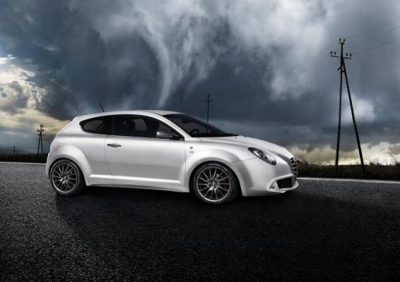 Alfa Romeo Mito Quadrifoglio Verde kostet ab 20 950 Euro