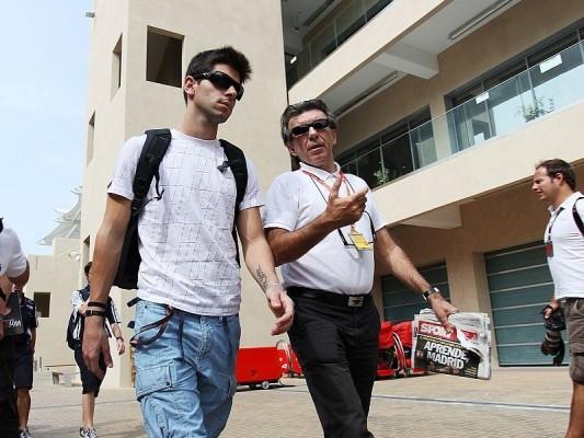 Alguersuari Favorit bei Toro Rosso: Ricciardo als Alternative?