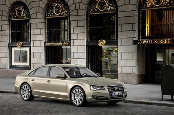 Audi hat in Miami ein Statement abgegeben