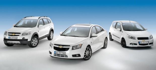 Ausstattungspakete für Chevrolet-Modelle