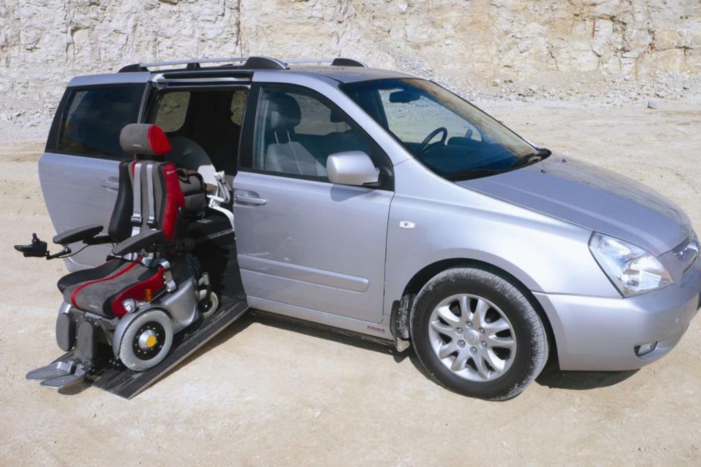 Auszeichnung für Umrüster behindertengerechter Fahrzeuge