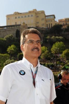 BMW Motorsportprogramm für 2010 vorgestellt