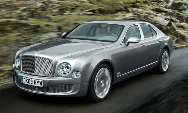 Bentley Mulsanne wird ab Frühjahr 2010 produziert