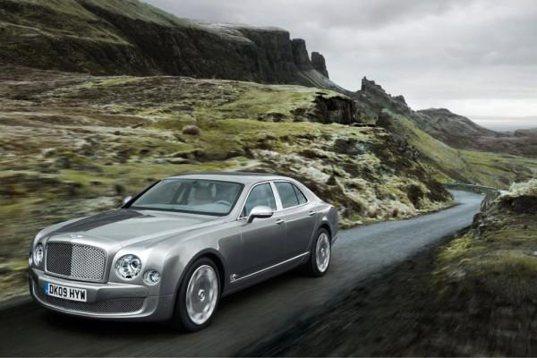 Bentley nennt Preis für neues Flaggschiff
