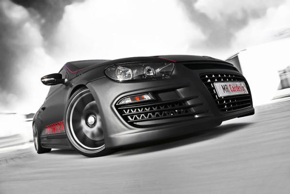 Black Rocco by MR Car Design mit 370 PS