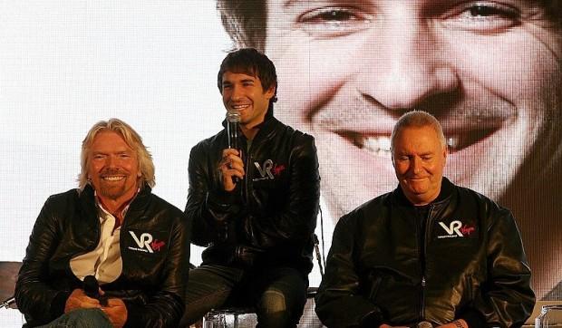 Branson über Virgin Racing: Neues Team, neue Herausforderung