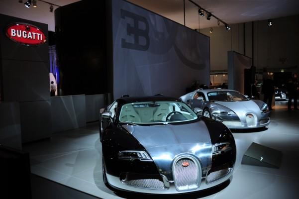 Bugatti Veyron Nocturne: 1001 PS – Rennteppich für Wüstensöhne