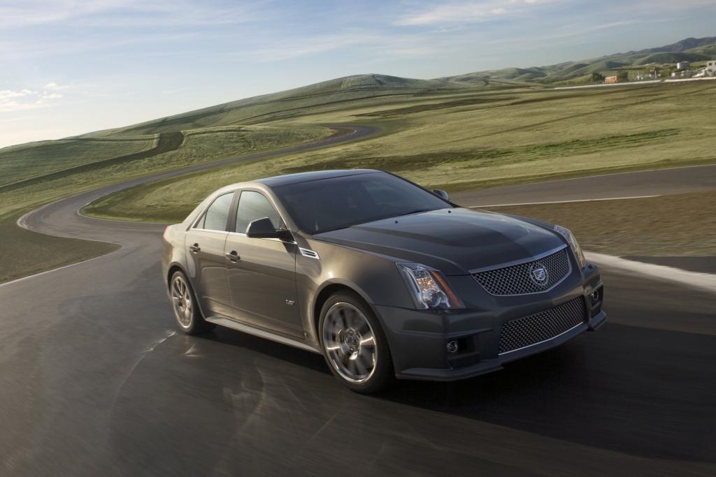 Cadillac CTS-V – die schnellste V8-Limousine der Welt ...