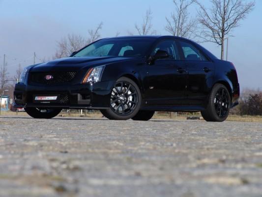 Cadillac CTS-V – die schnellste V8-Limousine der Welt!